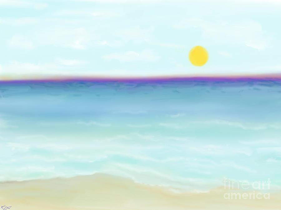 seascape  by REINA RESTO