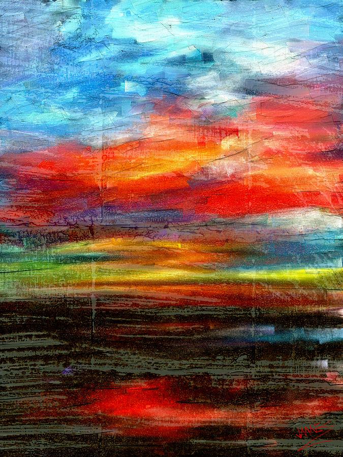 Seashore by James Shepherd