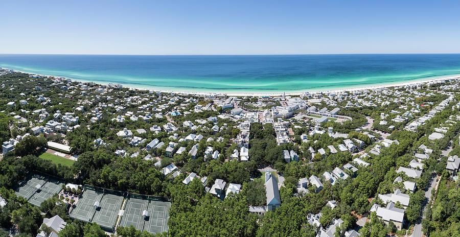 Seaside, Florida by Kurt Lischka