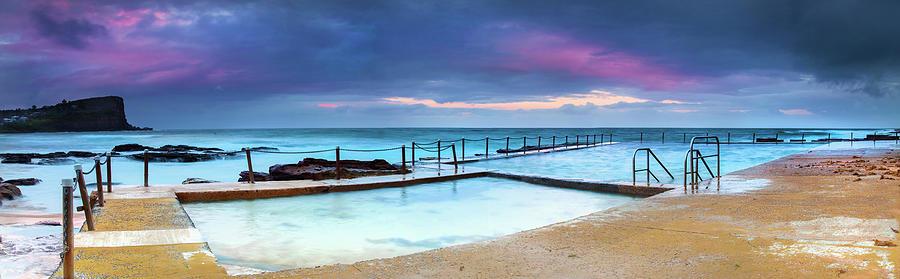 Seaside Pool by Sean Davey