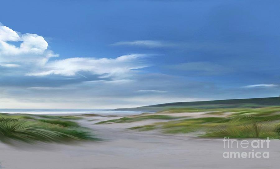 Seaside stroll by ANTHONY FISHBURNE