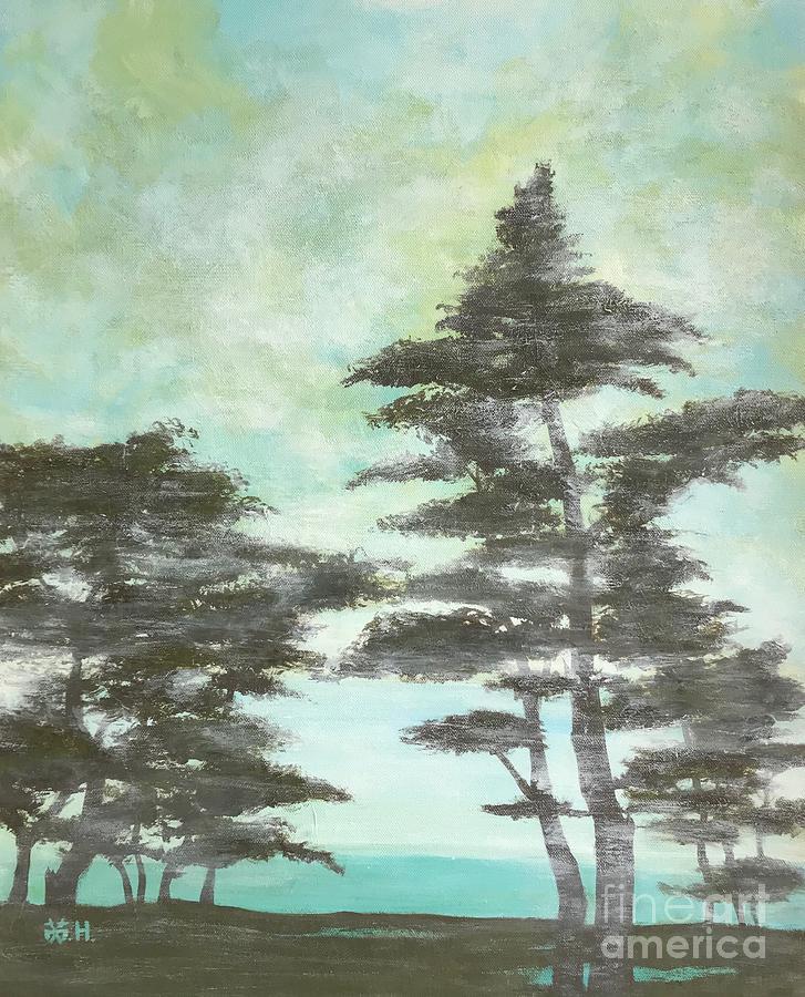 Seaside  by Wonju Hulse