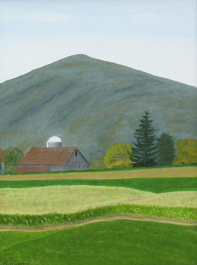 Season of mist and mellow fruitfulness by Barb Pennypacker
