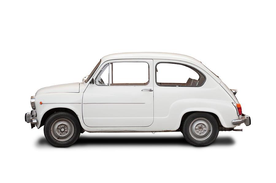 Seat 600 White Photograph by Lalocracio