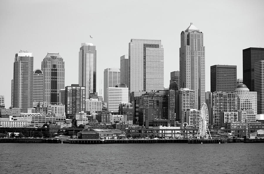 Seattle City by Alina Avanesian