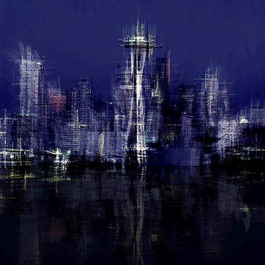 Seattle by David Manlove
