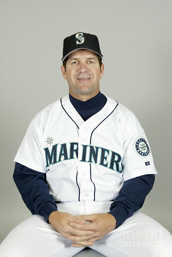 Seattle Mariners Headshots Photograph by Major League Baseball Photos