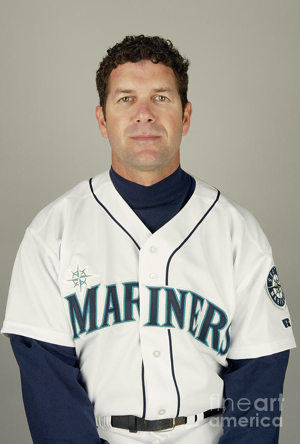 Seattle Mariners Photo Day Photograph by Harry How