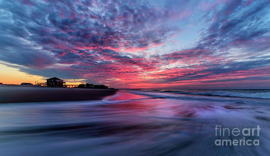 Seaview Swirls by DJA Images