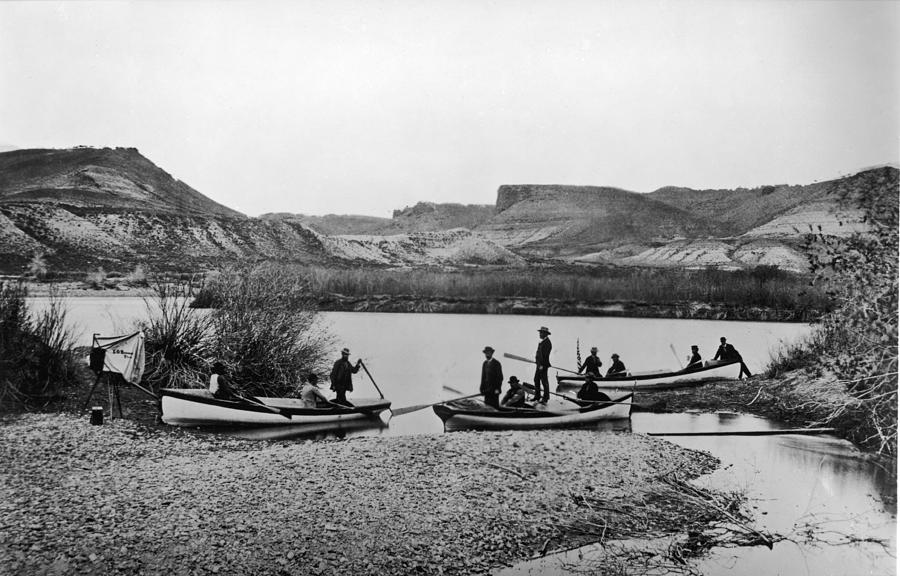 Second Colorado Expedition Photograph by Getty Images