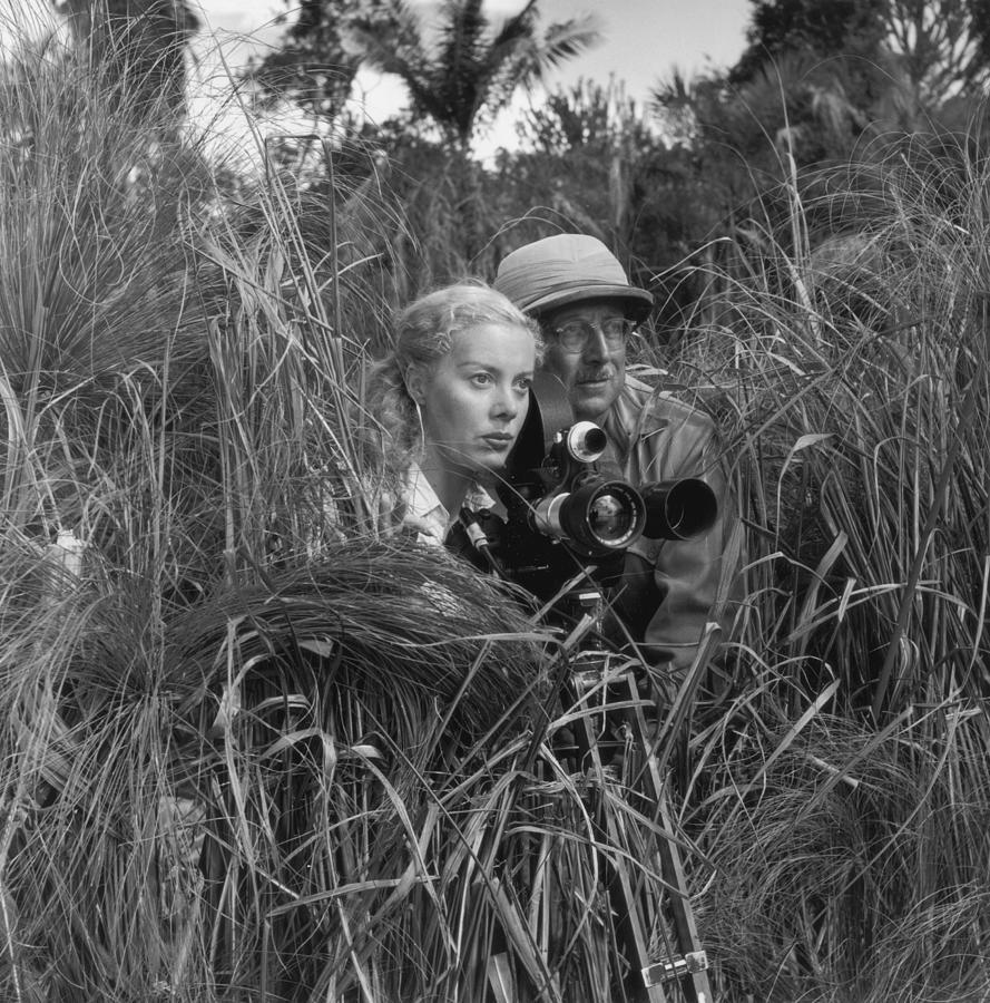 Secret Filming Photograph by Thurston Hopkins