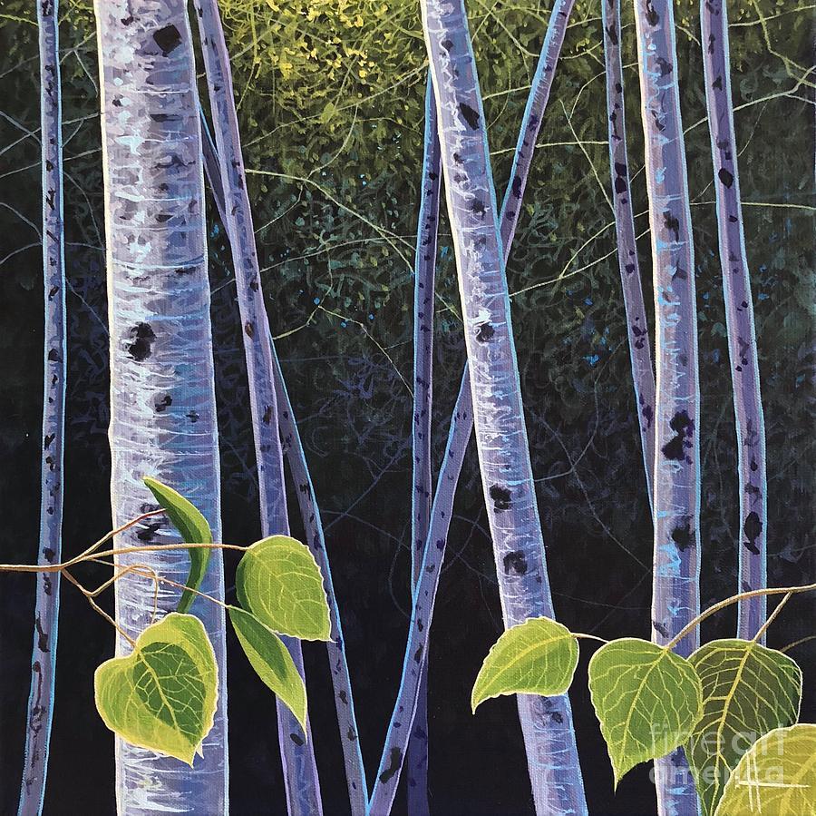 Secret Forest by Hunter Jay