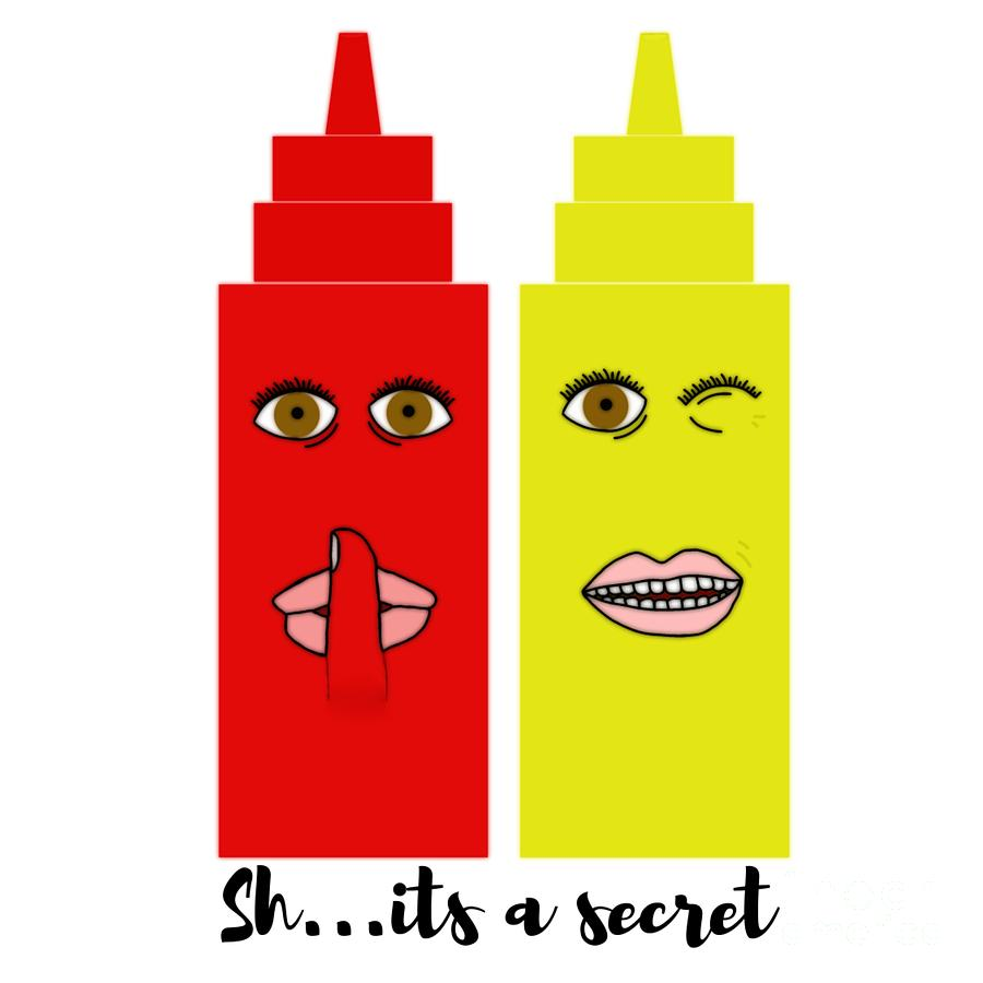 Secret Sauces  by Priscilla Wolfe