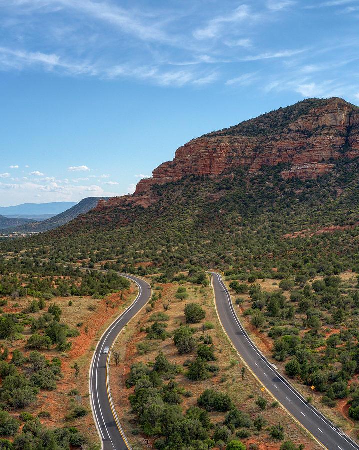 Sedona Arizona  by Ants Drone Photography