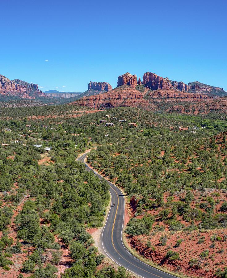 Sedona Arizona Landscape by Ants Drone Photography