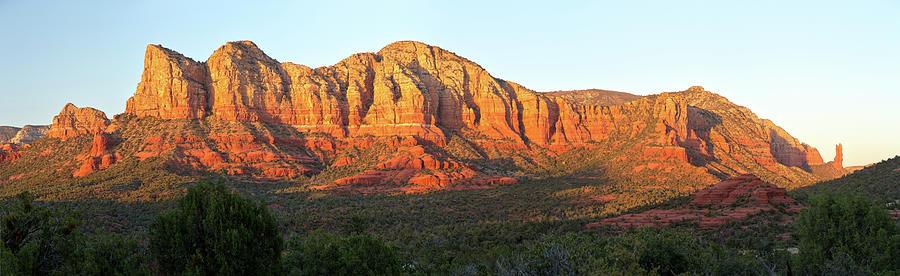 Sedona, Arizona, Red Rock Sunset Photograph by Picturelake