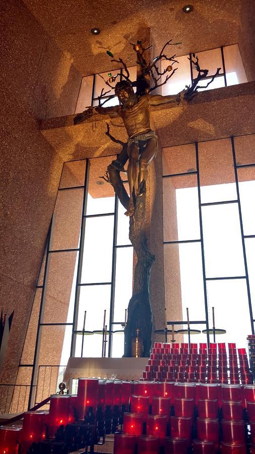 Sedona Christ by Liz Snyder
