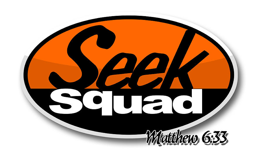 Seek Squad by Rick Bartrand