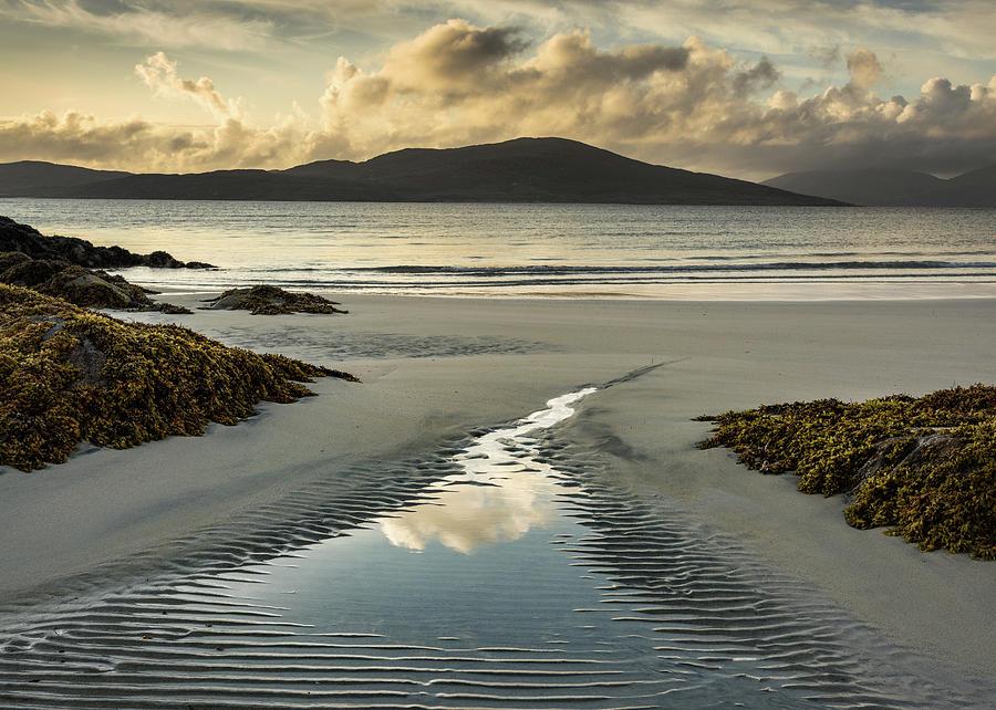 Seilebost Beach by Dave Bowman