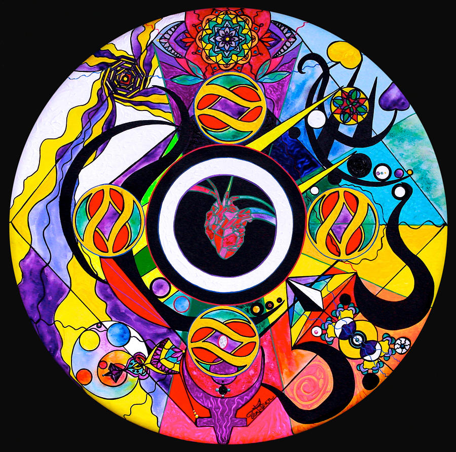 Self Esteem Matrix by Teal Eye Print Store