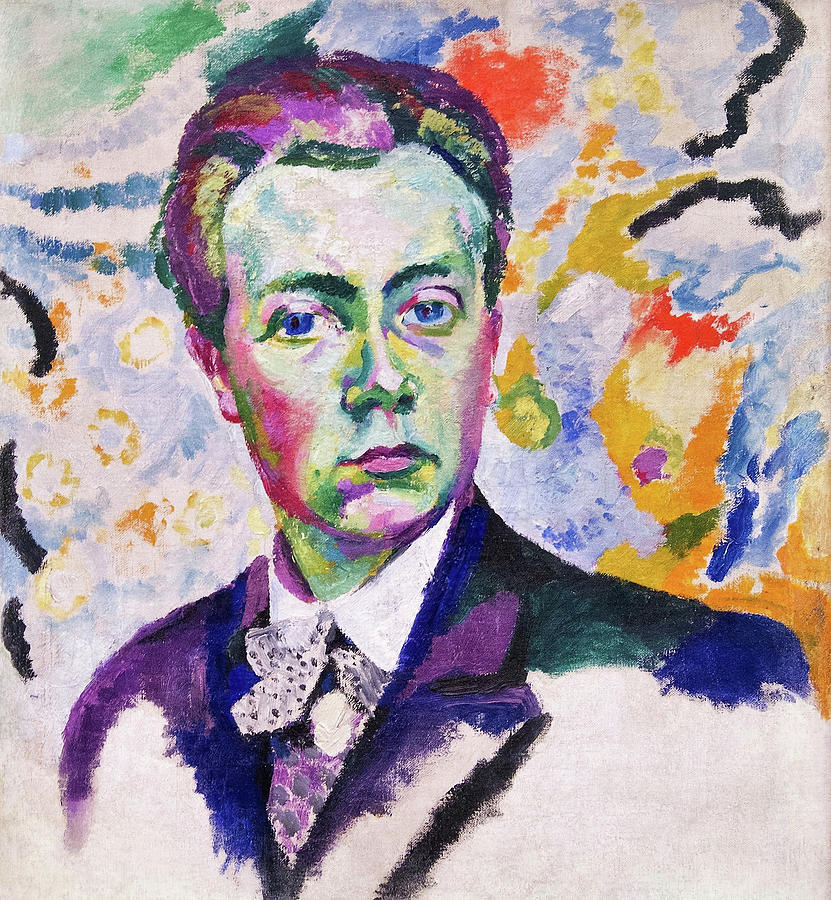 Self Portrait - Digital Remastered Edition by Robert Delaunay