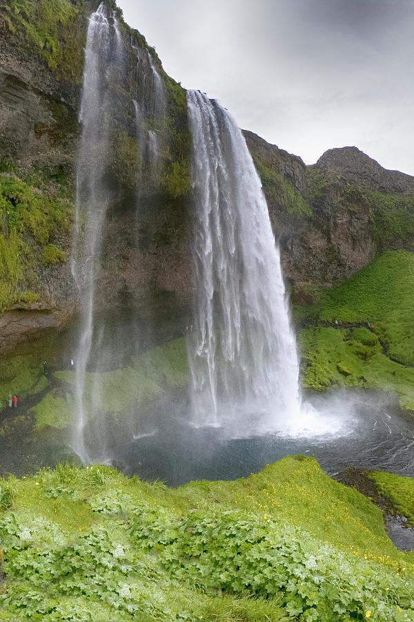 Seljalandsfoss Falls Iceland 6291902 by Rick Veldman