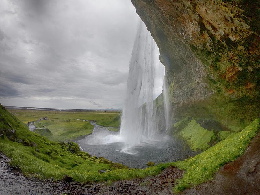 Seljalandsfoss Falls Iceland 6291904 by Rick Veldman
