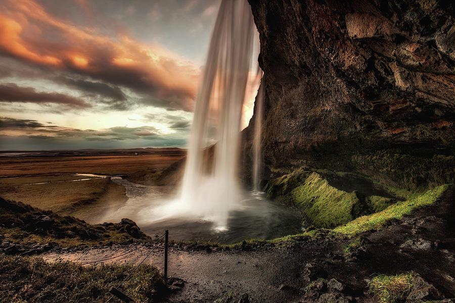 Seljalandsfoss by Jorge Maia