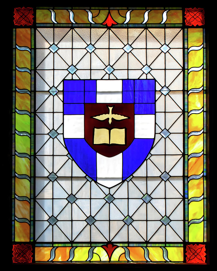 Seminary Window  by Harriet Feagin