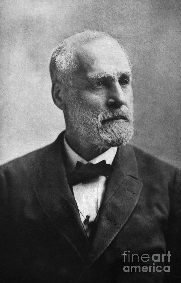 Senator Henry Laurens Dawes Photograph by Bettmann