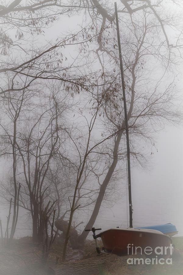 Seneca Lake Fog by William Norton
