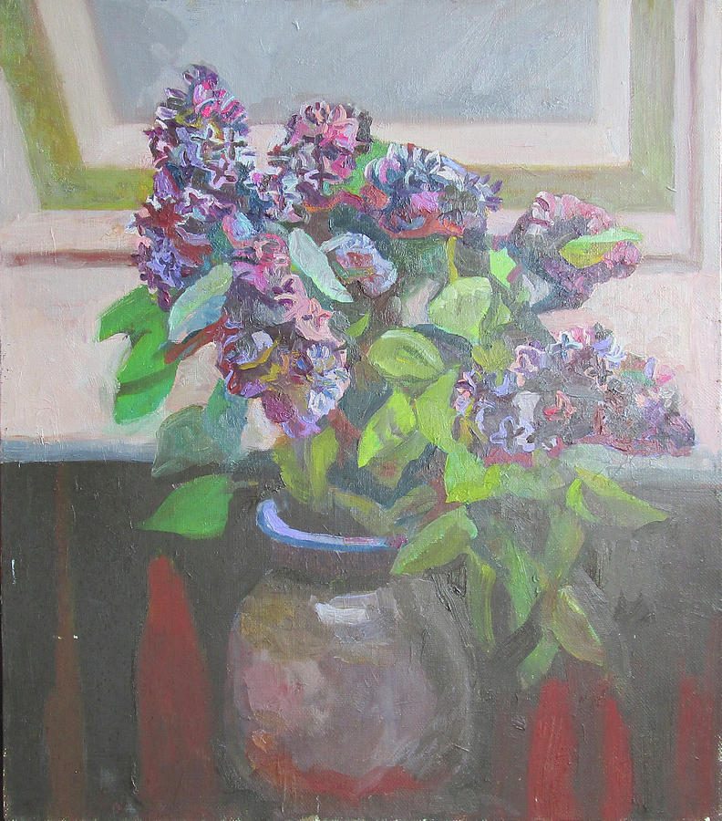 'Sensation' lilac by Yana Poklad