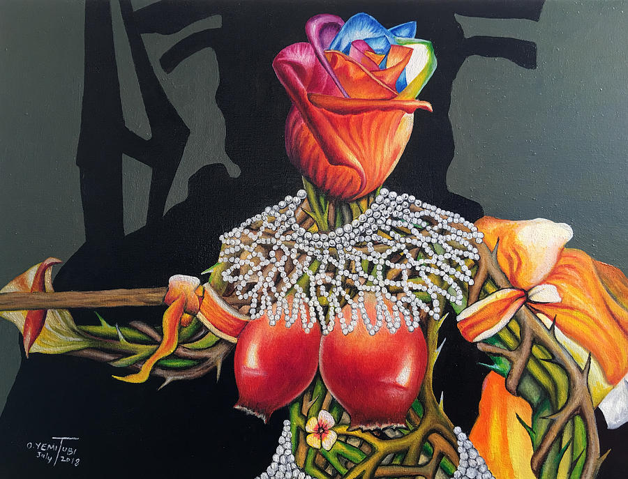 Sensuality 2 The Abuse of Swazi's Queens by O Yemi Tubi