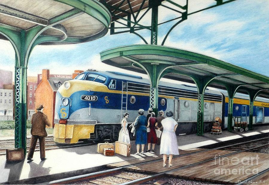 Sentimental Journey by David Neace