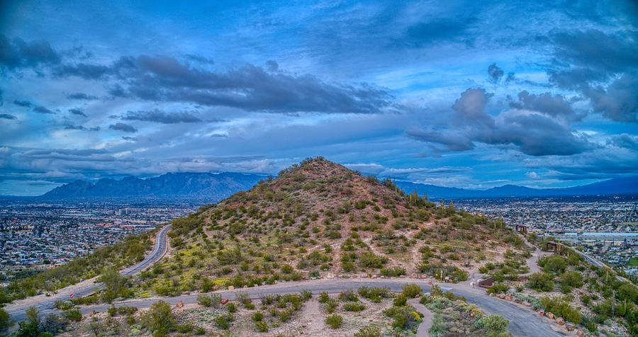 Sentinel Park Tucson Arizona by Anthony Giammarino