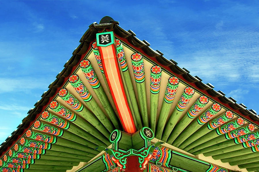 Adornment Photograph - Seoul, South Korea by Miva Stock