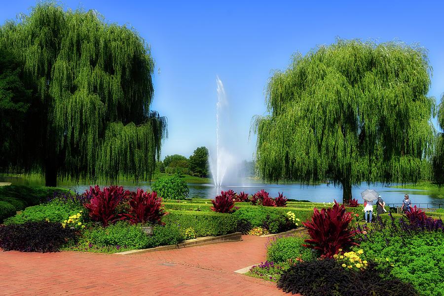 Chicago Botanic Garden John
