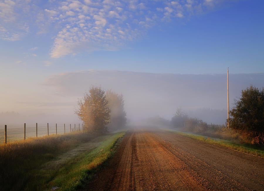 September Morning by Dan Jurak