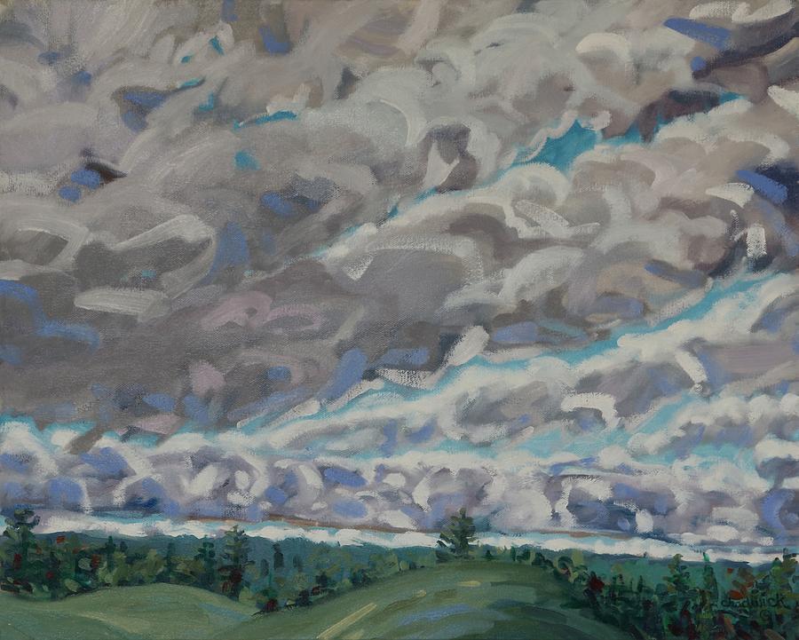 September Sky by Phil Chadwick