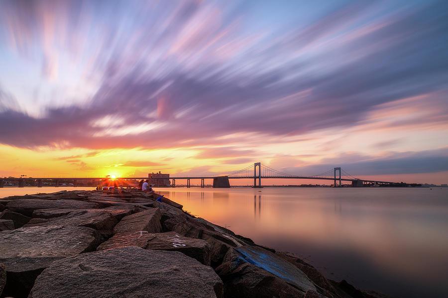 September Sunset by John Randazzo