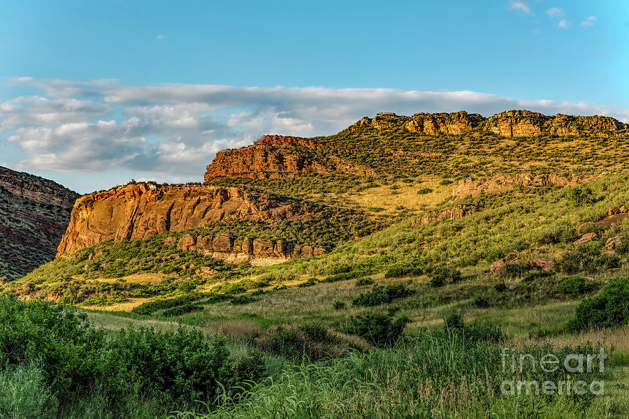 Serenade Valley by Jon Burch Photography