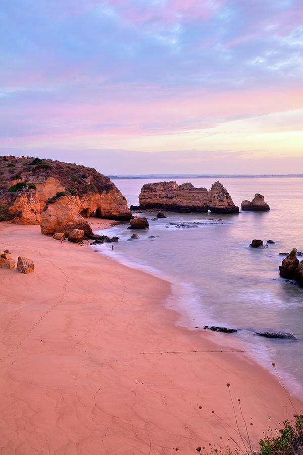 Serene Pastel Shores Photograph by M Swiet Productions
