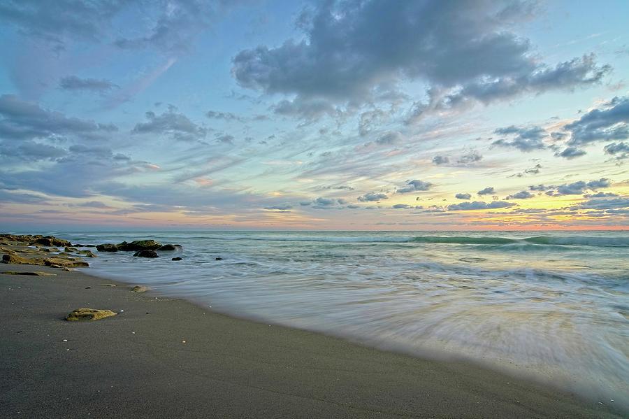 Serene Seascape 2 by Steve DaPonte