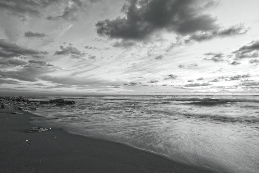 Serene Seascape by Steve DaPonte