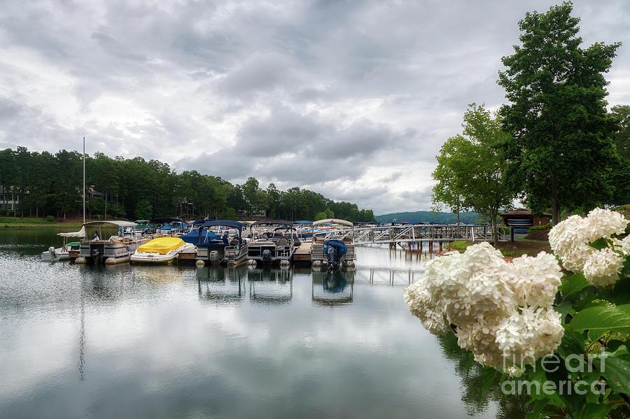 Serenity at Keowee Keys by Amy Dundon