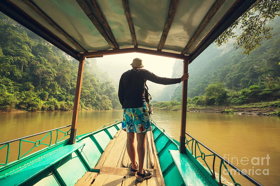 Deep Photograph - Serenity Babe Lake In Vietnam by Galyna Andrushko