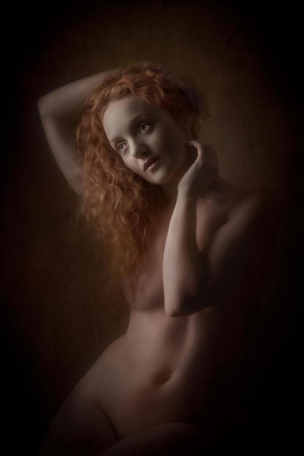 Auburn Photograph - Serenity by Joan Blease
