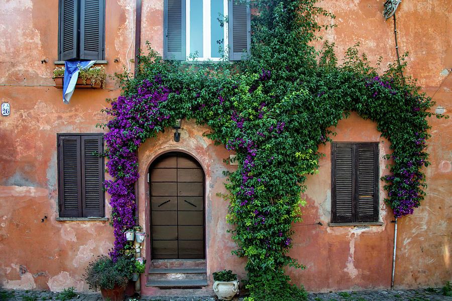 Italia Photograph - Serenity by Joseph Yarbrough