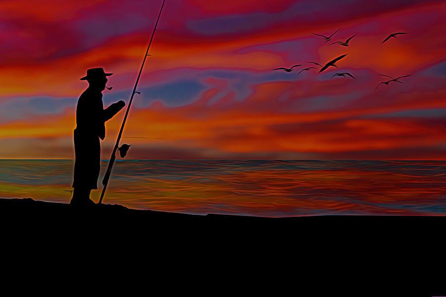 Serenity by Paul Wear
