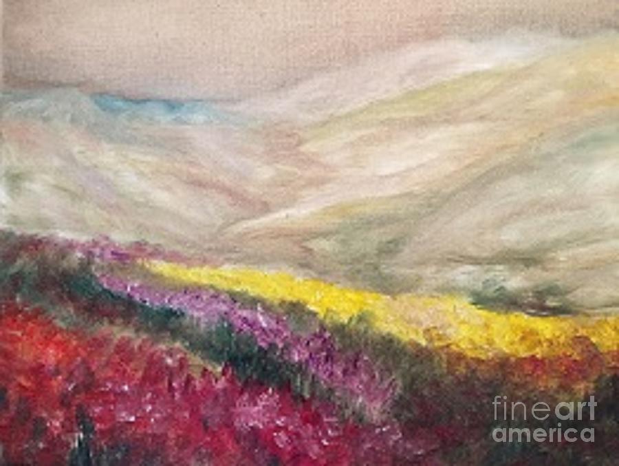 Serenity Valley by Jennifer Thomas
